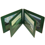 "Set of Four Cork Board Pimpernel Pebble Beach Golf Links Placemats - 12"" x 16"""