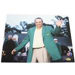 Angel Cabrera Signed Masters Photo PSA/DNA #159693