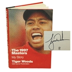 Tiger Woods Signed The 1997 Masters: My Story Book FULL JSA #Z87409