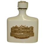 St. Andrews The Old Course Artist Proof Bill Waugh Handcrafted Porcelain Decanter