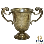 John Golden Memorial Silver Loving Cup 1936-40, Won By New Jersey, Connecticut And Westchester Sections