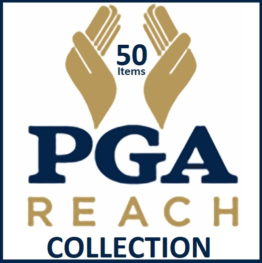 Fifty Items Featured from the PGA Reach Collection