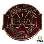 1948 PGA Championship at Norwood Hills CC Contestant Badge - Ben Hogan Winner