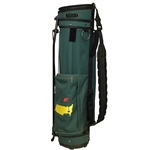 Masters Tournament Classic Canvas Green Golf Stand Bag