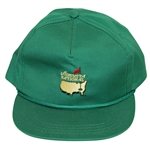 Classic Augusta National Golf Club Logo Green Hat - Made by Derby Cap