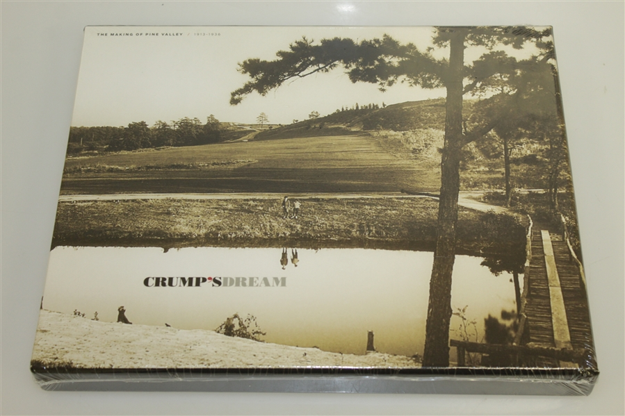 'Crump's Dream-The Making of Pine Valley' 1913-1936 by Andy Mutch - Unopened Book