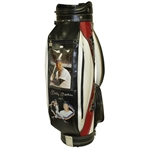 Mickey Mantle Signed Custom Painted Commemorative Golf Bag JSA FULL #B48406