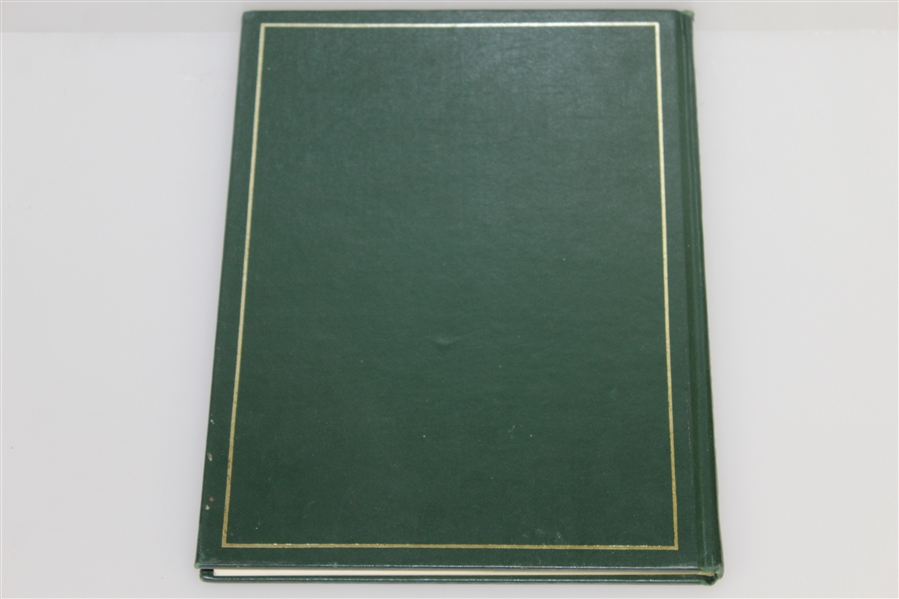 Masters: The First Forty One Years Initial Annual Book w/ Card