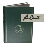 1984 Masters Tournament Annual Book - Signed By Winner Ben Crenshaw JSA ALOA