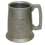 Augusta National GC Aluminum Tankard with Etched Course Logo