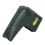 Masters Tournament Leather Undated Putter Cover - Excellent Condition