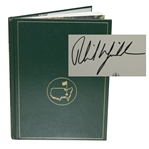 Phil Mickelson Signed 2004 Masters Tournament Annual Book JSA ALOA