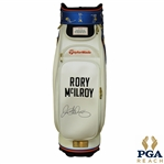 Rory McIlroy Signed TaylorMade Special Edition PGA Jr League Themed Golf Bag JSA ALOA