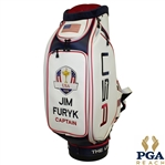 Captain Jim Furyks  Issued 2018 Team USA Ryder Cup Tour Bag