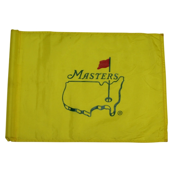 Masters Course Flown Flag