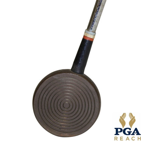 Prototype 'Putter Pop' Golf Club - Circular Head