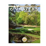 2018 Masters Program - Patrick Reed Wins!