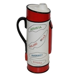 Golf Course Themed Golf Bag Pitcher - Augusta, Seminole, Pebble, & others