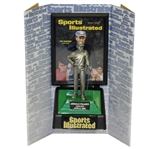 Arnold Palmer 1962 Sports Illustrated Pewter Statue & Repro Magazine Display