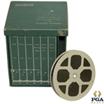 How to Play Your Best Golf w/ Tommy Armour Movie Series on Tape Reels