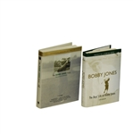 Set of Bobby Jones Books Authored by O.B. Keeler & Price - New Editions