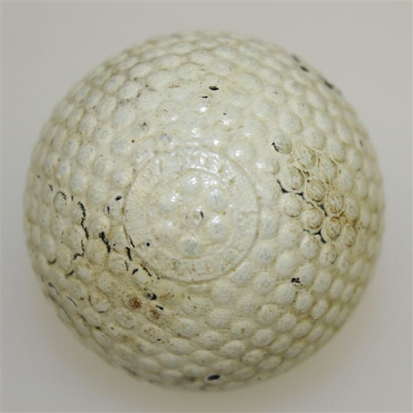 Haskell '10' PAT. APR. 1899 Ball - Good Condition