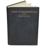 Golf Fundamentals - Orthodoxy of Style - by Seymour Dunn - 1922