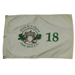 1989 US Open at Oak Hill Flag - Curtis Strange Winner