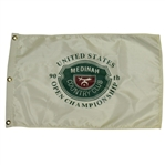 1990 US Open at Medinah Flag - Hale Irwin Winner