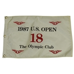 1987 US Open at The Olympic Club - Scott Simpson Winner