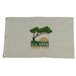 2008 US Open at Torrey Pines Embroidered Flag - Tigers 14th Major