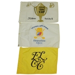 East Lake Golf Club, Hawaiian Open & 1995 Tin Cup Flags