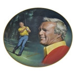 Arnold Palmer Athlete of the Decade Plate by Hackett in 1983 - 762/3000