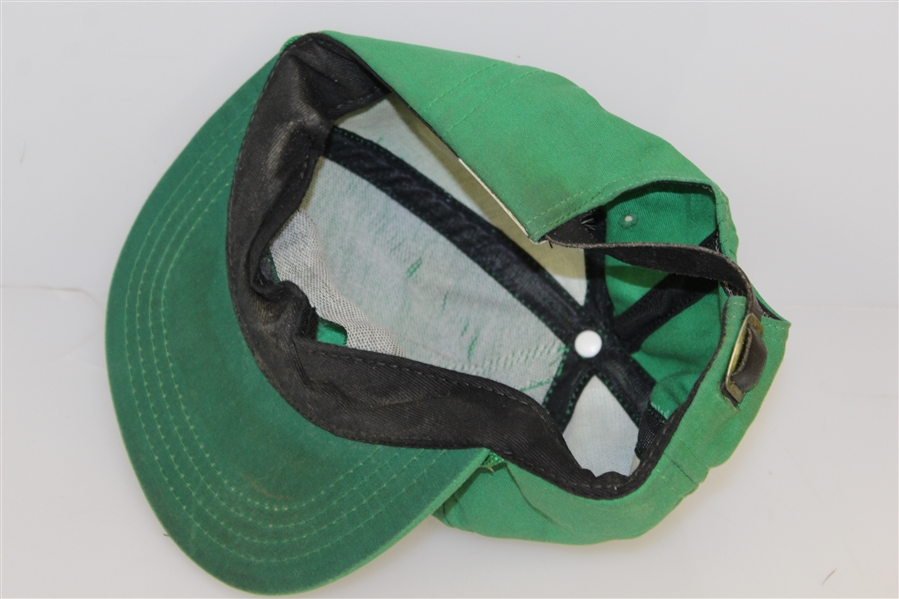 'Red Cap' Caddy Uniform & Augusta National / Masters Caddy Hat - 'Cali Fame'