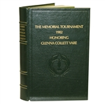 1982 Memorial Tournament Ed. Ladies in the Rough Honoring Glenna Collett Vare Ltd Ed 194/300