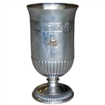 The Weathervane Cup Sterling Silver Trophy from W.I.G.C. - Given to Club Champion 3 1/2 Lbs.