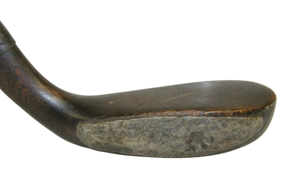 W. Fernie Long Nose Putter w/ Stamp On Head