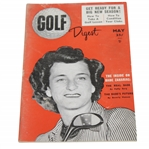 Babe Zaharias Golf Digest Cover Magazine