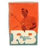 1960s Arnold Palmer Robert Bruce Blue/Orange Box