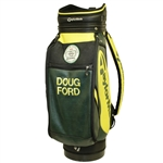 Doug Ford TaylorMade Season Opener Green/Yellow Golf Bag - First Year Made for Masters