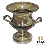 The Frank Straza National Golf Club Champion Silver Loving Cup Trophy