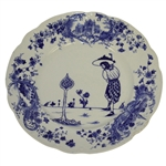 Royal Doulton Picturesque Scenes w/ Golf Scene