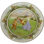 Bridgwood & So. Full Swing English Plate
