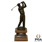 Horton Smiths 1960 Ben Hogan GWAA Comeback Player of the Year Trophy by Henry Vanwa