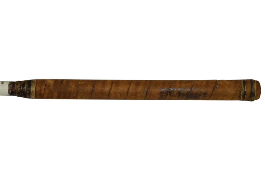 1850's Scottish Long Iron Lofter Club w/ '133' Shaft Stamp