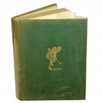 1929 Mr. Punch on the Links Book by E. V. Knox