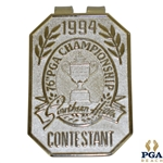 1994 PGA Championship at Southern Hills Contestant Badge - Nick Price Winner