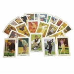 Sam Snead, Gene Sarazen, Gary Player & others Signed Golfs Greatest Cards JSA Certifications