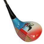 Ltd Ed Red, White, & Blue with Eagle 1776 Bicentennial Left Handed Driver - Excellent Condition