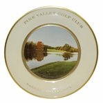 Pine Valley Golf Club Warner Shelly Bowl Plate - 16th Hole - July 1985